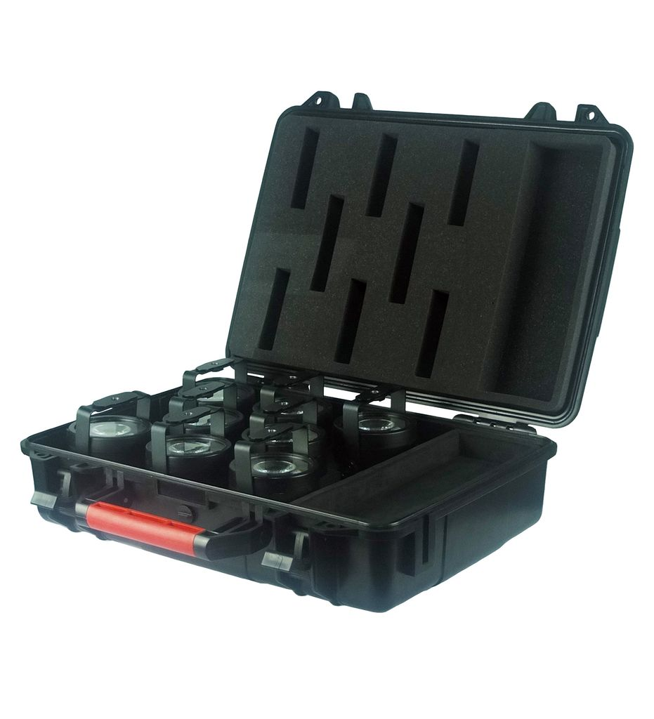 Astera Set of 8 Lightdrop™ with Charging Case