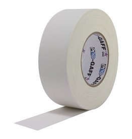 Cloth Tape 48mm x 25m - Matt White