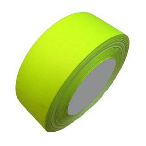 Neon Cloth Tape 48mm x 45m - Yellow