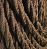 Brown Twisted Cable