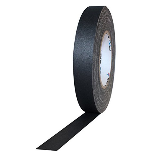 Mark Up Tape Cloth 12mm x 25m - Black