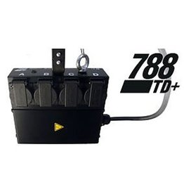 Lanbox LanBox- 788TD+ Theatre Style Quadpak Dimmer