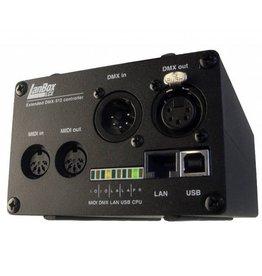 Lanbox LCX  DMX controller