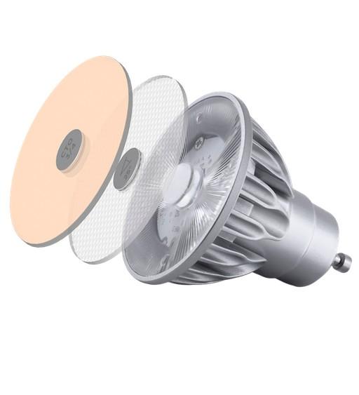 Soraa SORAA: Vivid Lamp - SNAP, GU10, 3000K