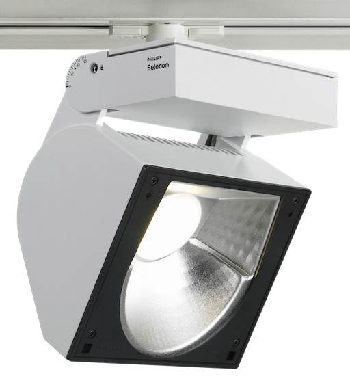 Philips Selecon Wing LED (Clipsal Dimmer) Track Mount