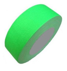 Neon Cloth Tape Green
