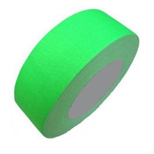 Neon Cloth Tape Green