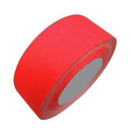 Neon Cloth Tape Orange