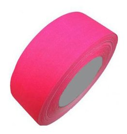 Neon Cloth Tape Pink