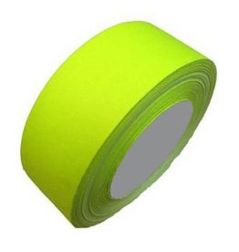 Neon Cloth Tape Yellow