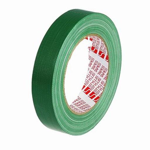 Mark Up Tape Cloth 12mm x 25m - Green