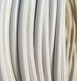 Cream Fabric Cable