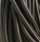 Grey Fabric Cable
