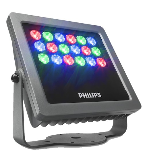 Philips Color Kinetics VAYA Flood LP G2 RGB 40º