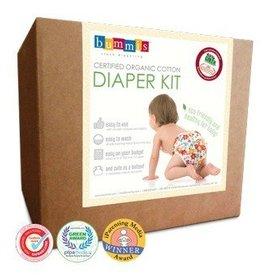 Bummis Organic Cloth Diaper Kit