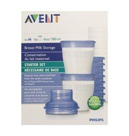 Avent Breast Milk Storage Starter Set