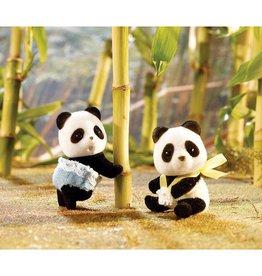 Calico Critters Panda Twins