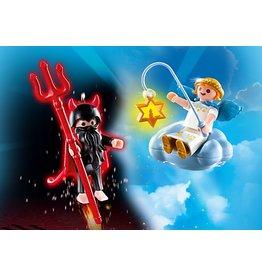 Playmobil Angel and Devil (5411)