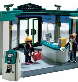 Playmobil Bank with Safe (5177)