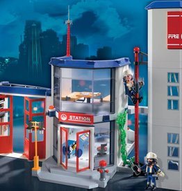 Playmobil Fire Station (4819)