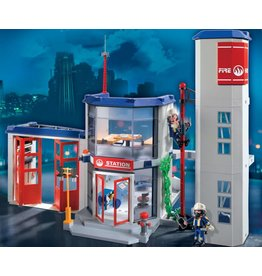 Playmobil Fire Station (4819)