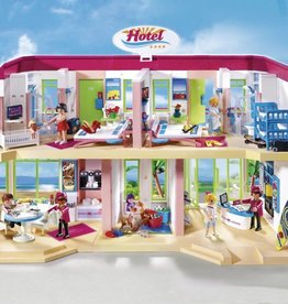 Playmobil Large Furnished Hotel (5265)