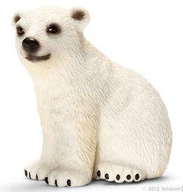 Schleich Polar bear cub (14660)