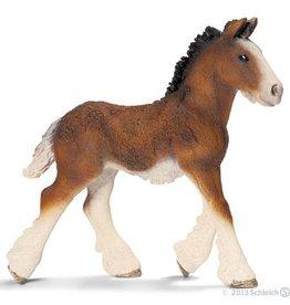 Schleich Shetland Pony foal (13752)