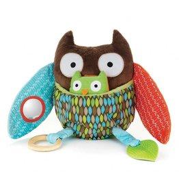 Skip Hop Hug And Hide Owl