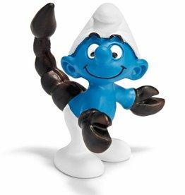 Schleich Scorpio Smurf (20727) (blue)
