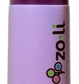 Zoli DASH Vacuum Insulated Bottle Purple 12oz