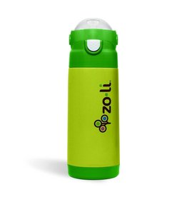 DASH Vacuum Insulated Bottle Green 10 oz