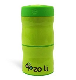 Zoli This & That Tiered Insulated Food Jar Green
