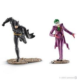 Schleich Batman vs The Joker Scenery Pack  (22510)