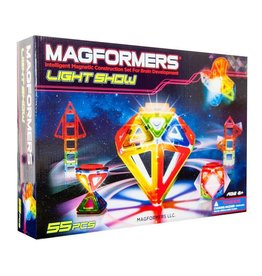 Magformers Lighted Set (55pc)
