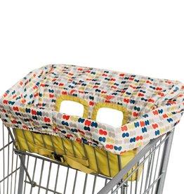 Skip Hop Take Cover Shopping Cart & High Chair