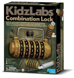 4M Combination Lock