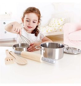 Hape Chef's Cooking Set E3137