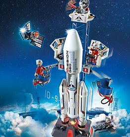 Playmobil Space Rocket with Launch Site 6195