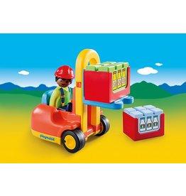 Playmobil 1.2.3. - Forklift 6959