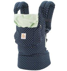Ergobaby Original Baby Carrier - Indigo/Mint Dots