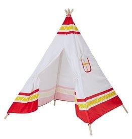 Hape Teepee Tent Red