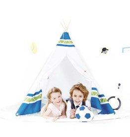 Hape Teepee Tent Blue E4308