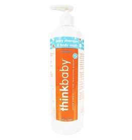 Thinkbaby Thinksport Shampoo & Body Wash 16oz