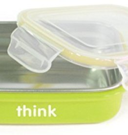 Thinkbaby Thinksport BPA Free Bento Box Light Green