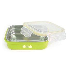 Thinkbaby Thinksport BPA Free Bento Box Light Green