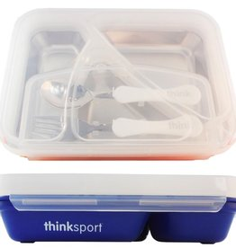 Thinkbaby Thinksport GO2 Food Container Blue