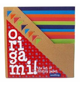 Seedling Origami! The Art of Folding Paper