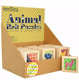 Seedling Animal Ball Puzzle
