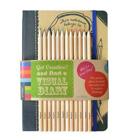Seedling Get Creative and Start a Visual Diary